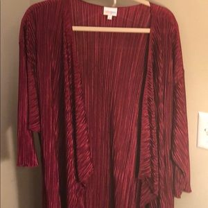 Lularoe Shirley Duster size Large New with tags!